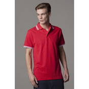 Tipped collar polo (classic fit)