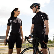 Women's Spiro bikewear full-zip top