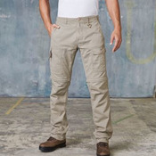 2-in-1 multi-pocket trousers