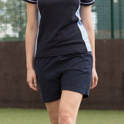 Women's microfibre shorts